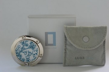 Luxe Link handbag accessories. Photo courtesy Luxe Link.