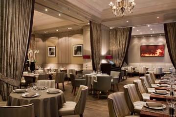 16 Haussmann Restaurant Paris Marriott Opera Ambassador Hotel