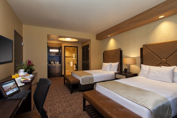 twin arrow casino hotel