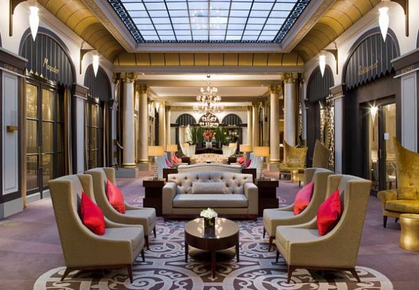 Hotel Profile Paris Marriott Opera Ambassador Hotel