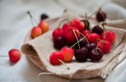 Bing & Rainier Cherries. Photo by Eliza Adam