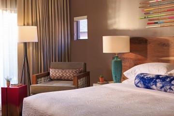 Bedroom at Amara Resort