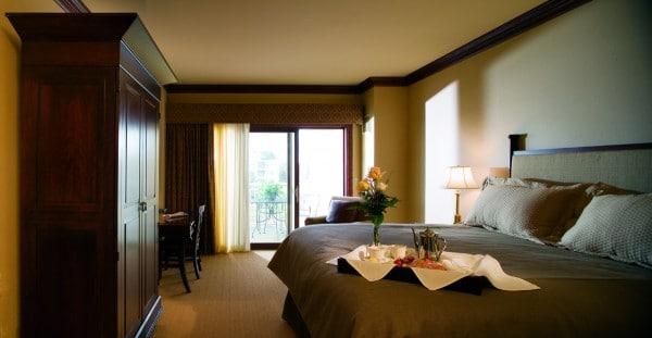Osthoff Resort Guest Room