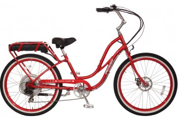 Pedego Red