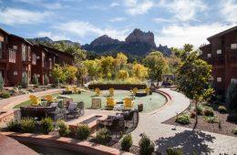 Amara Courtyard. Photo courtesy Amara Resort and Spa.