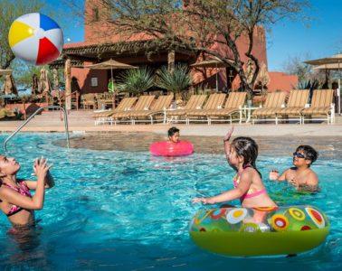 Enjoy pool fun this summer at Sheraton Grand at Wild Horse Pass
