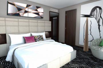 Langham Place Roche Bobois Suites. Photo courtesy Langham Hotels
