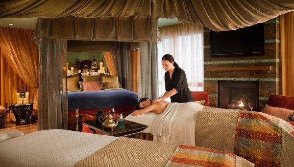 Joya Spa. Photo courtesy Omni Scottsdale Resort & Spa at Montelucia.