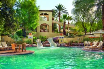 Sonoran Splash Water Slides. Photo courtesy Fairmont Scottsdale Princess