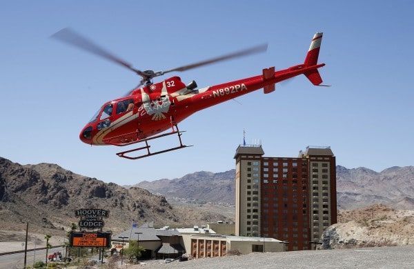 GRAND CANYON HELICOPTERS CELEBRATES THE LAUNCH OF HOOVER DAMAREA EXPERIENCES