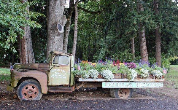 Douglas Farm Truck
