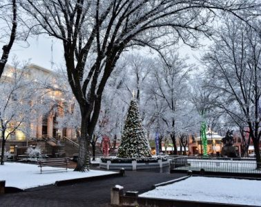 Prescott Courthouse. Photo by Nancy Maurer.