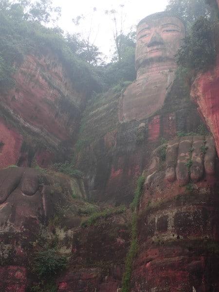 Leshan Buddha China