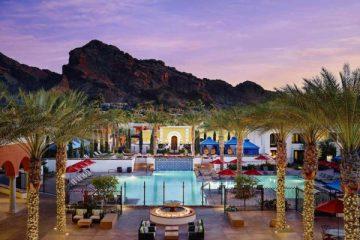 Omni Scottsdale Resort & Spa at Montelucia. Photo courtesy Omni Hotels