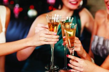 Enjoy the New Year's Eve Let's Veuve Party at Four Seasons Resort Scottsdale. Photo courtesy Four Seasons Resort Scottsdale