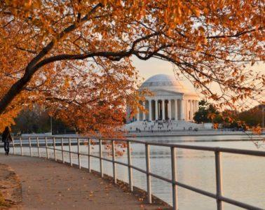 Jefferson Memorial. Photo courtesy Destination DC