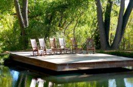 Relax at Sunrise Springs Resort Spa. Photo by Susan Lanier-Graham