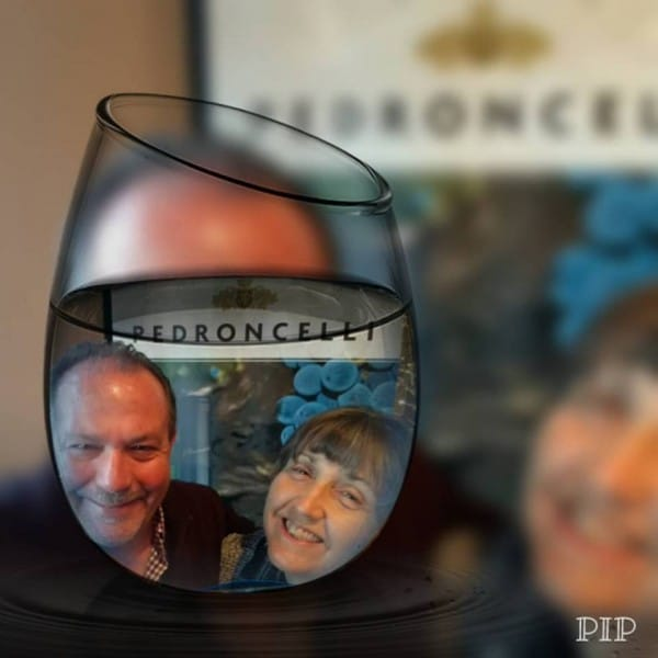 Love and Wine at Pedroncelli Winery