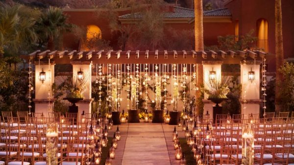 "Pick the perfect venue to say ""I do."" Photo courtesy Omni Scottsdale Resort & Spa at Montelucia"