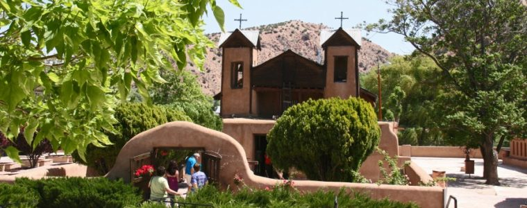 Santa Fe Easter