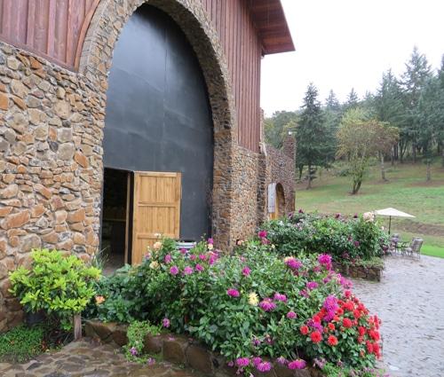 Maysara Winery Tasting Room