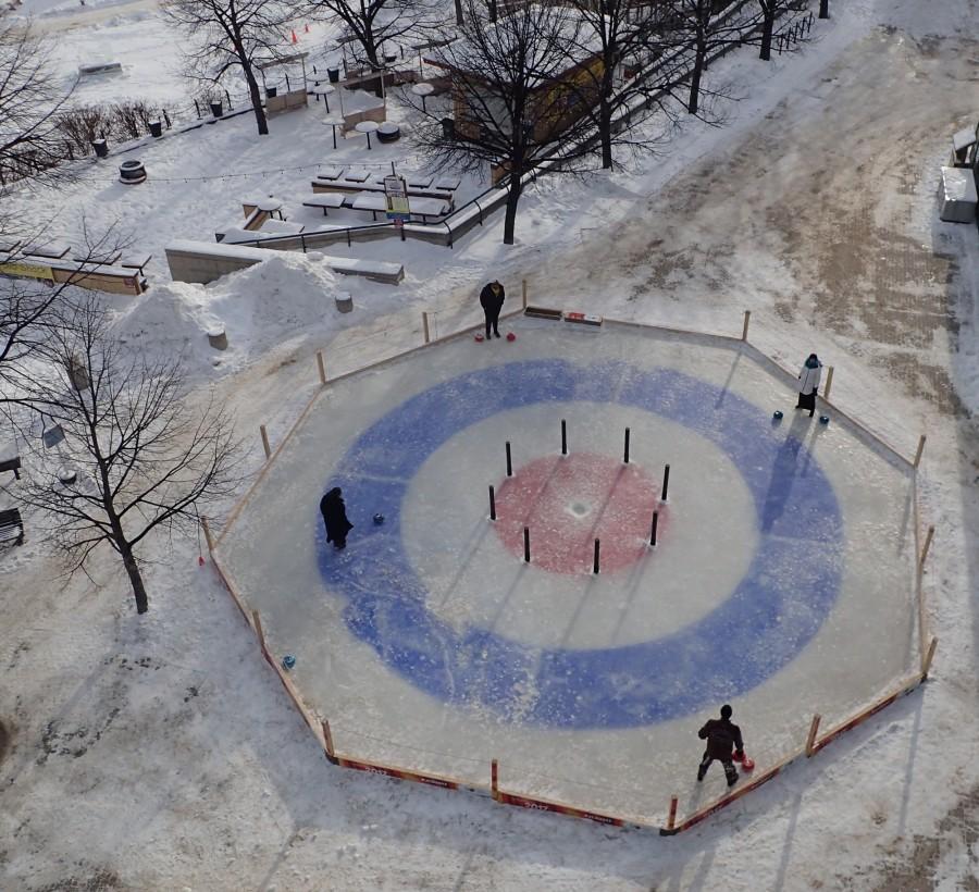 Fun in Winnipeg