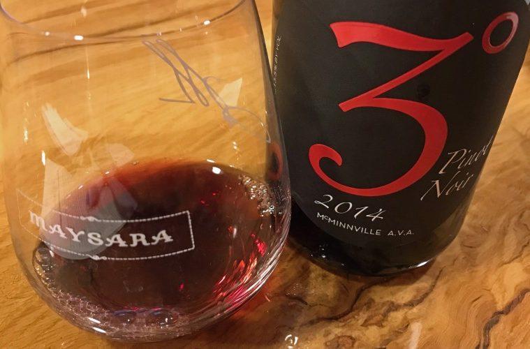 Maysara Winery 3 Degrees
