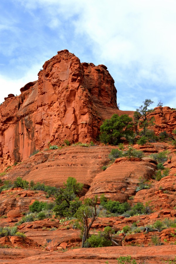 The Red Rocks of Sedona are perfect for off-road adventures. Photo by Susan Lanier-Graham