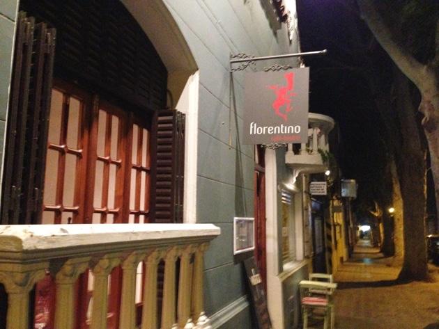 Florentino Bistro - Remembering Mendoza