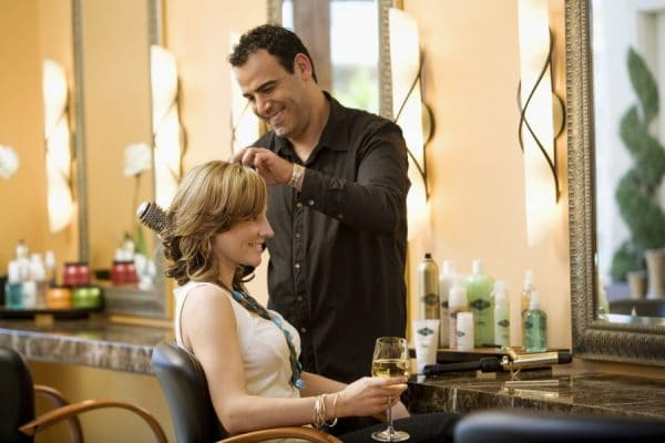 Manhattan celebrity stylist Ray Issa brings his artistic vision to Scottsdale at Joya Salon. Photo courtesy Omni Scottsdale Resort & Spa at Montelucia