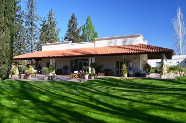 Terrazas de Los Andes, Remembering Mendoza