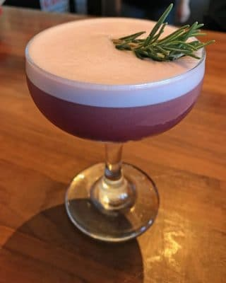 Craft Cocktail at Olympia Provisions