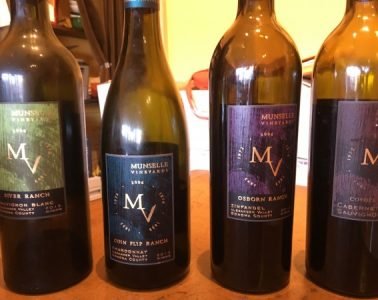 Munselle wines
