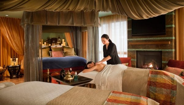 Pamper Mom with the Mother's Ultimate Relaxation Package at Joya Spa. Photo courtesy Omni Scottsdale Resort & Spa at Montelucia