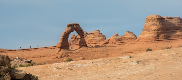 Famous Delicate Arch