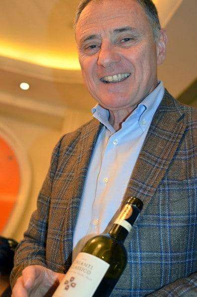 Andrea Cecchi, Owner of Val Delle Rose - Maremma