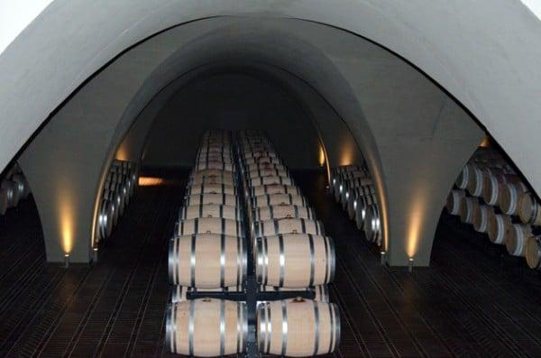 Barrel Room at Val Delle Rose - Maremma