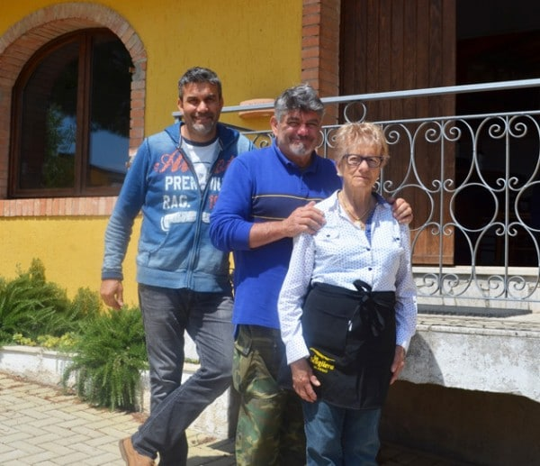 The Mantellassi Family - Maremma