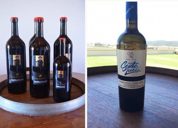Wines of Santa Lucia - Maremma