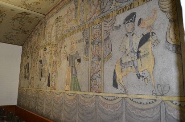 The Swedish Room - Pitt Nationality Rooms