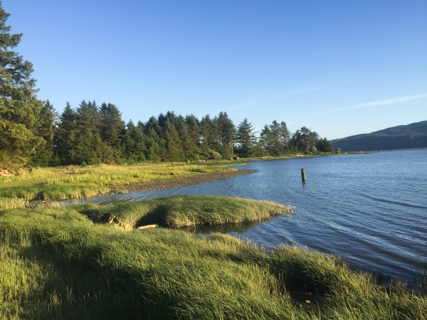 Kilchis Point Tillamook Bay - Bay City