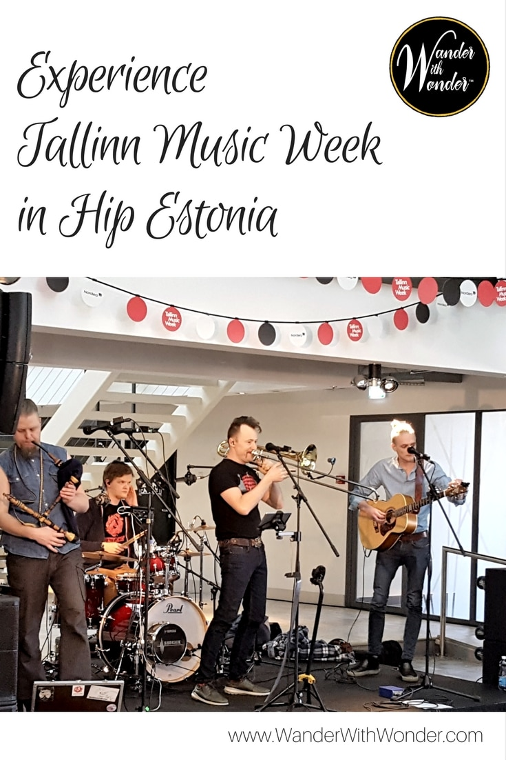 Estonia has a love affair with music that comes alive every year during the Tallinn Music Week. A variety of free events are open to the public.