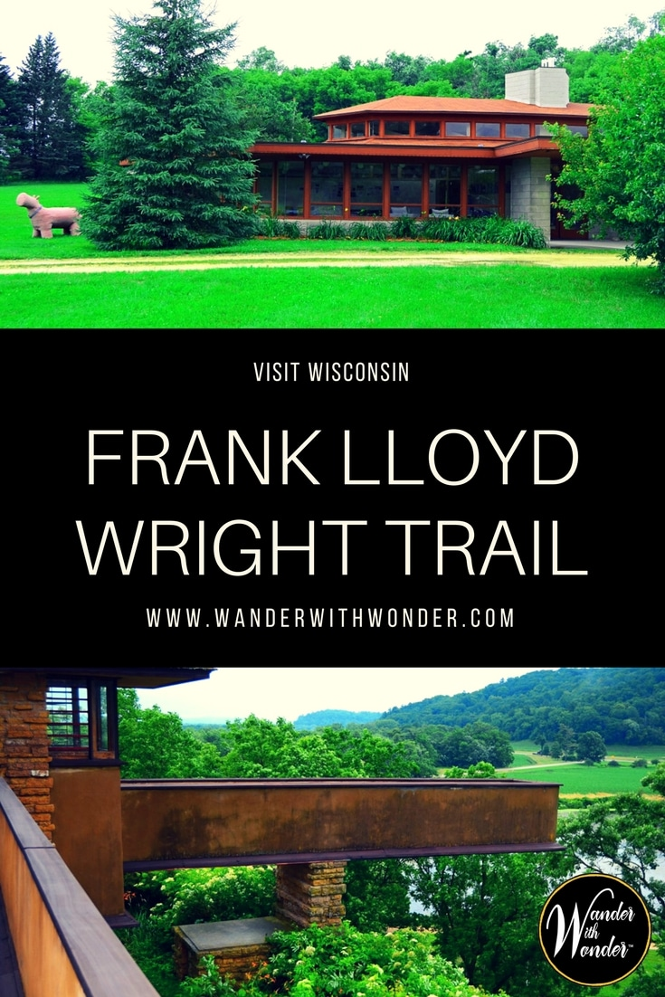 Wisconsin recently dedicated the Frank Lloyd Wright Trail in conjunction with the architect's 150th birthday. Wander Wisconsin to discover the beauty.