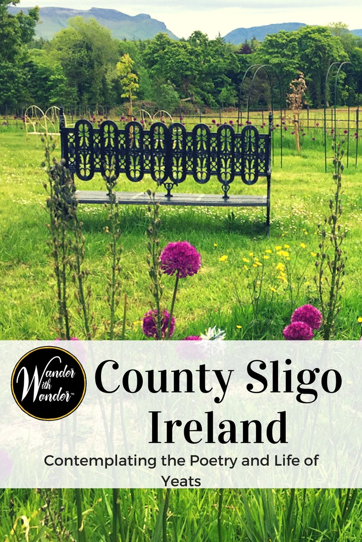 Ireland loves Yeats and Yeats loved Ireland. Wandering County Sligo in Ireland gives visitors the opportunity to contemplate the life and times of the poet.