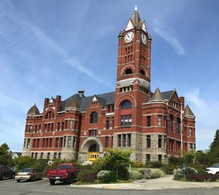 Jefferson County Courthouse - Port Townsend WA