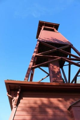 Historic Fire Bell Tower - Port Townsend