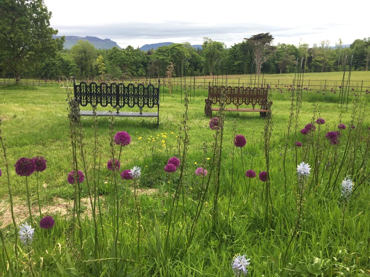 Lissadell House sligo gardens - County Sligo Ireland