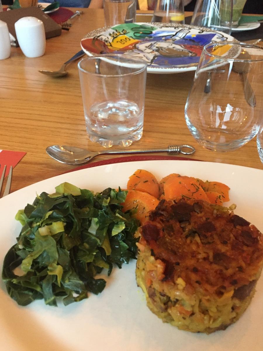 Yeats dinner sligo vegan - County Sligo Ireland
