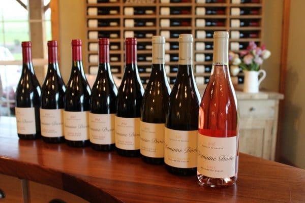 Domaine Divio Wines
