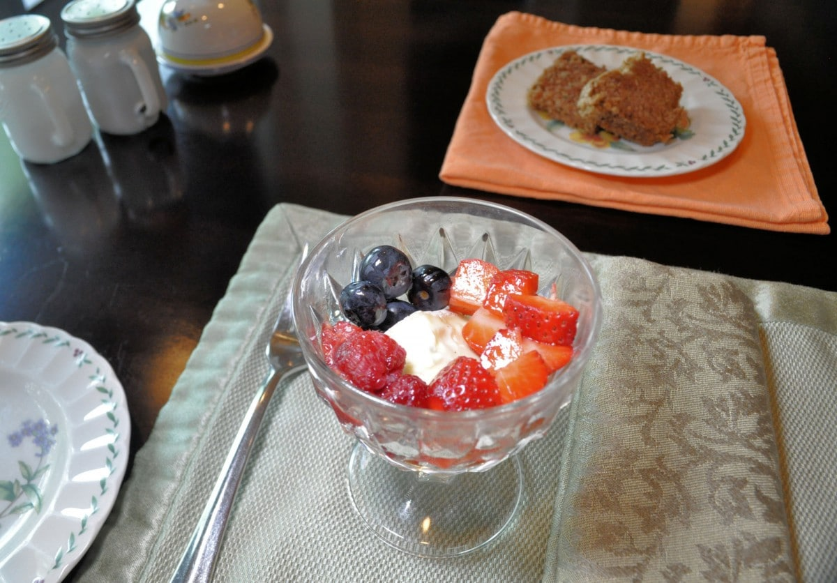 Get Pampered At The Oval Door Bed And Breakfast In Eugene